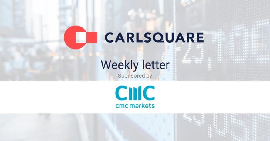 Weekly letter Carlsquare